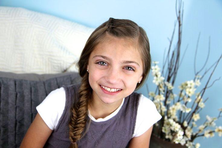 Örgülü Çocuk Saç Modelleri – Çocuk Saç Modelleri – Saç Modelleri