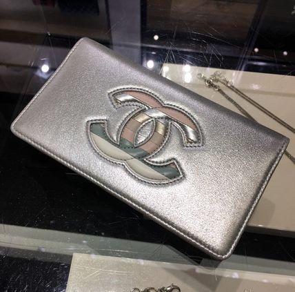 CHANEL 長財布 《やっぱり欲しい新作♪》CHANELエアーラインCC長財布
