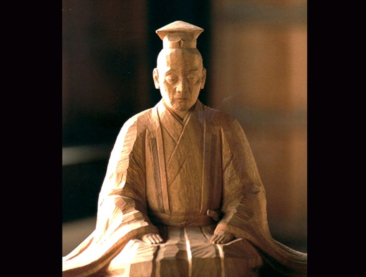 The founder of Noh theatre, Zeami http://www.jnize.com/en/article/100000140