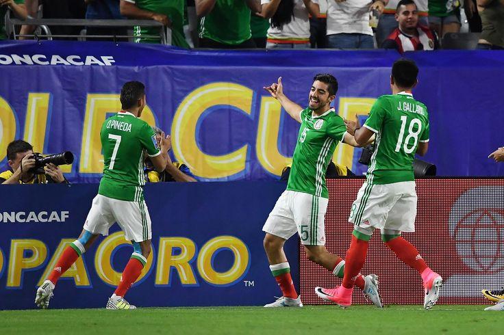 México vs Jamaica, 2017 de la Copa de Oro: la hora de Inicio, el horario de TV, y transmisión en vivo