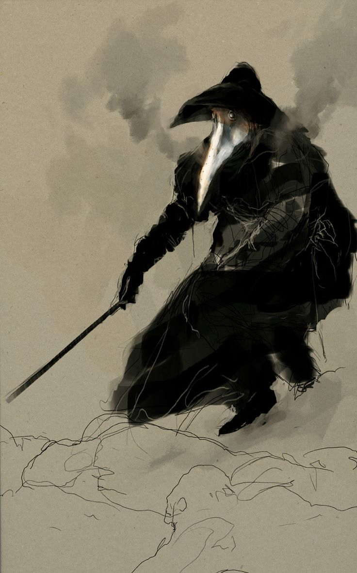 The Plague Doctor's Garb « Grand Gallimaufry