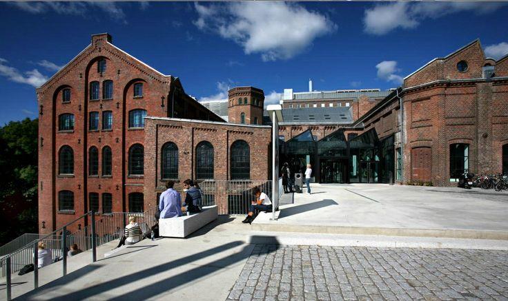 KHIO / Lund Hagem arkitekter