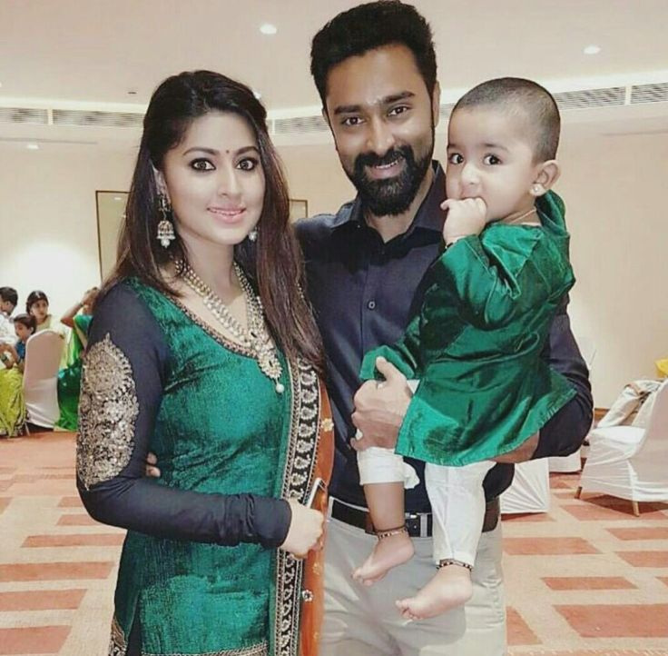 Latest pic of #prasanna & #sneha