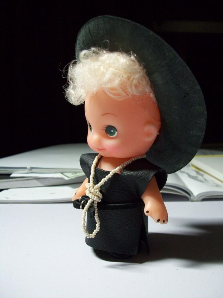 Oh no, i want this!!!! Martin Gore doll ...