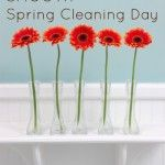 8 Tips for a Smooth Spring Cleaning Day