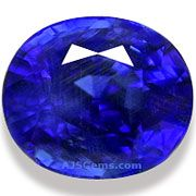 Understanding the pricing of sapphires Unheated Blue Sapphire Burma