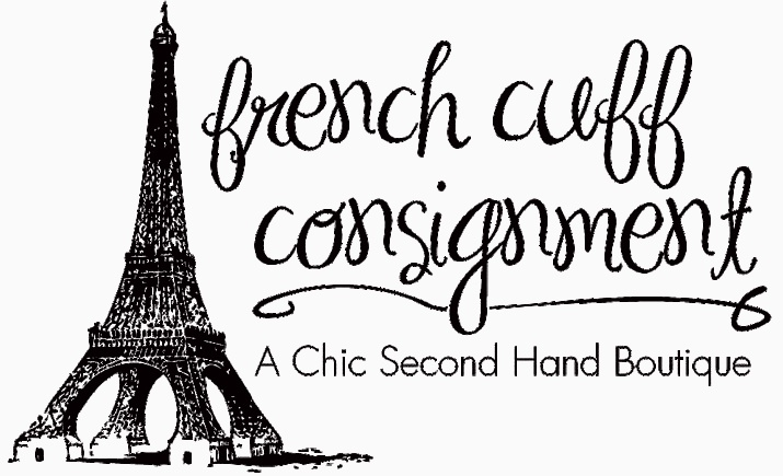 French Cuff Consignment A Chic Second Hand Boutique Consignment Resale Secondhand Preloved