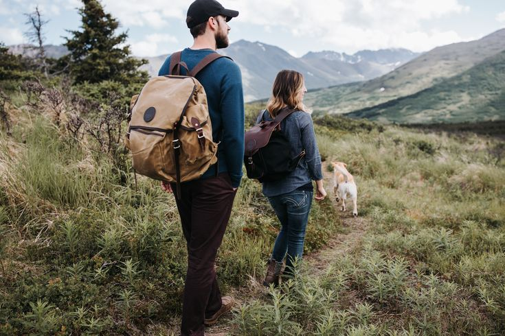 Packs on packs! Check out our selection of Outdoor Backpacks at www.duluthpack.com! Handcrafted, american made, and each pack comes with a lifetime guarantee!
