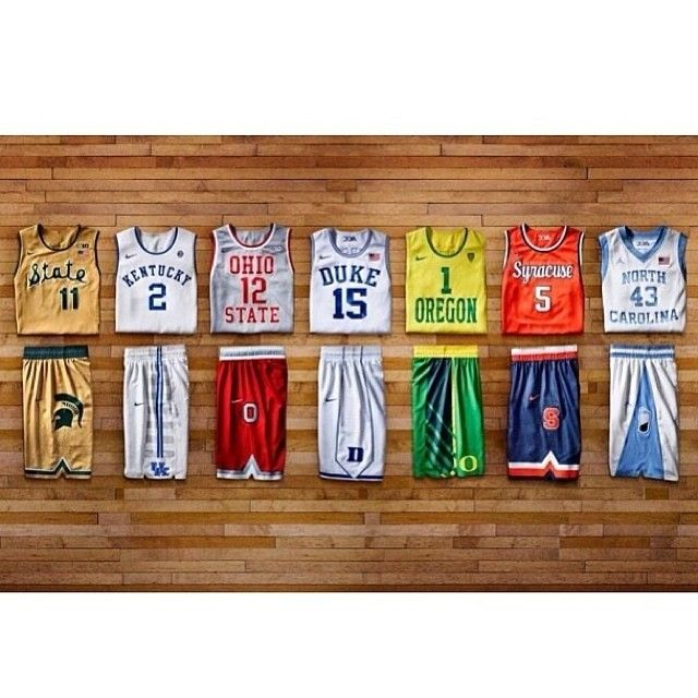 The New Nike Hyper Elite Dominance Throwback Uniforms. Rate 1-10. (Comment What Team You're Rating Also) #NikeHyperEliteDominance #Throwbacks #Nike #NikeBasketball #CollegeBasketball #NikeElite #Elite #NikeHyperElite #MichiganState #Kentucky #OhioState #Duke #Oregon #Syracuse #NorthCarolina #Spartans #Wildcats #Buckeyes #BlueDevils #Ducks #Orange #TarHeels #B1G #SEC #ACC #PAC12 #Padgram