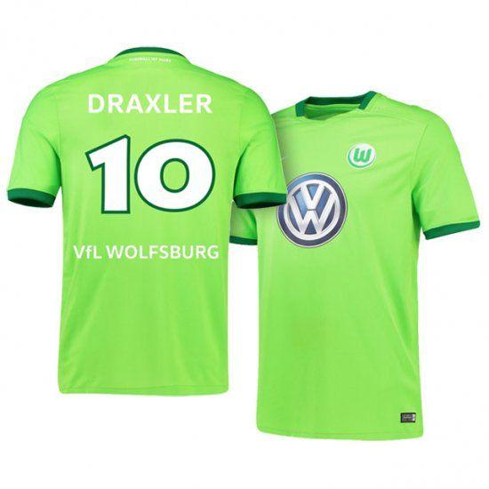 VfL Wolfsburg Jersey Home 16-17 Season #10 Draxler Green VfL Wolfsburg Jersey Home 16-17 Season #10 Draxler Green   Cheap VfL Wolfsburg Jersey Shirt [J616] - $22.99 : Cheap Soccer Jerseys,Cheap Football Shirts   Cheapsoccerjersey.org
