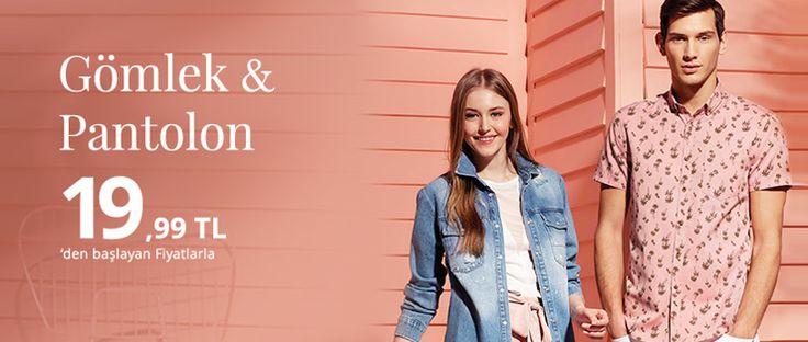 DeFacto Gömlek & Pantolon Modelleri 19.99 TL'den Başlayan Fiyatlarla ➡️   https://www.nerdeindirim.com/gomlek-pantolon-modelleri-19-99-tlden-baslayan-fiyatlarla-urun7386.html   #nerdeindirim #defacto #gömlek #pantolon #kadın #erkek #indirim #kampanya #alışveriş #moda #tarz #butik #kadıngiyim #erkekgiyim