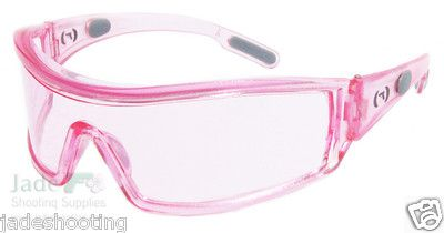 Packing in Pink - Women's Shooting Glasses - Range Safety Tint