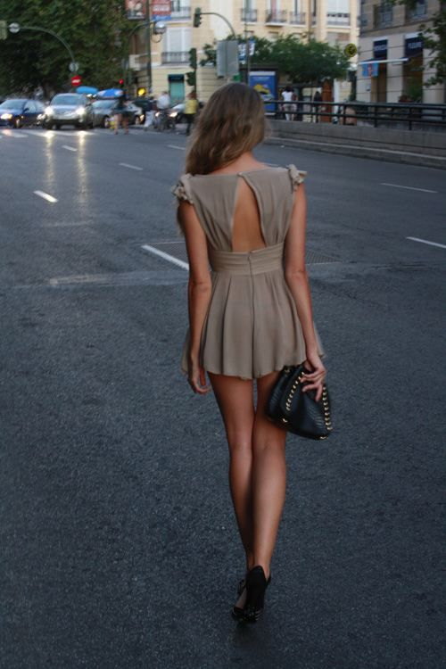 : Cutouts, Dreams Closet, Style, Backless Dresses, Rompers, Shorts, Cut Outs, Open Back, Back Details