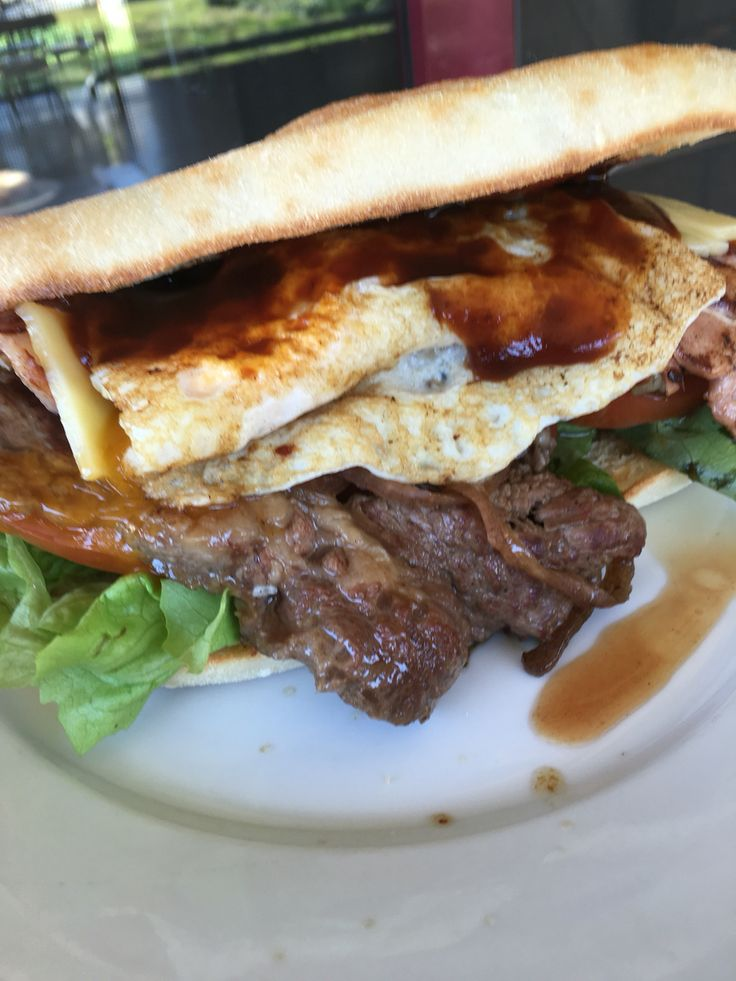 burger at murrurundi by the memo group