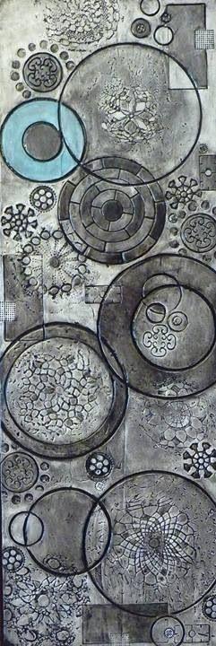 Glimmer by Brenda Patel- sold