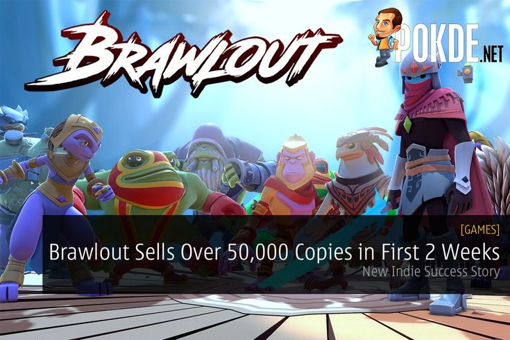 Super Smash Bros. inspired indie game Brawlout has successfully sold 50,000 copies on the Nintendo Switch, making it one of the latest indie game success stories.   Share this:   Facebook Twitter Google Tumblr LinkedIn Reddit Pinterest Pocket WhatsApp Telegram Skype Email Print