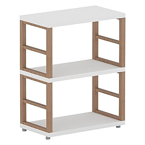 Organise your study space by pairing your minimalist setting with the Boon Maxx 2-Shelf Narrow Bookshelf from Topshelf.