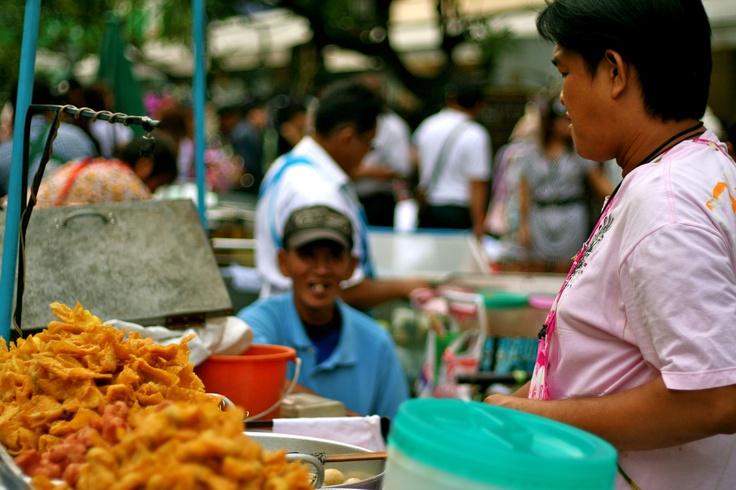 Street Food Bangkok ...