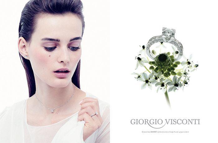 l'eleganza dei diamanti...