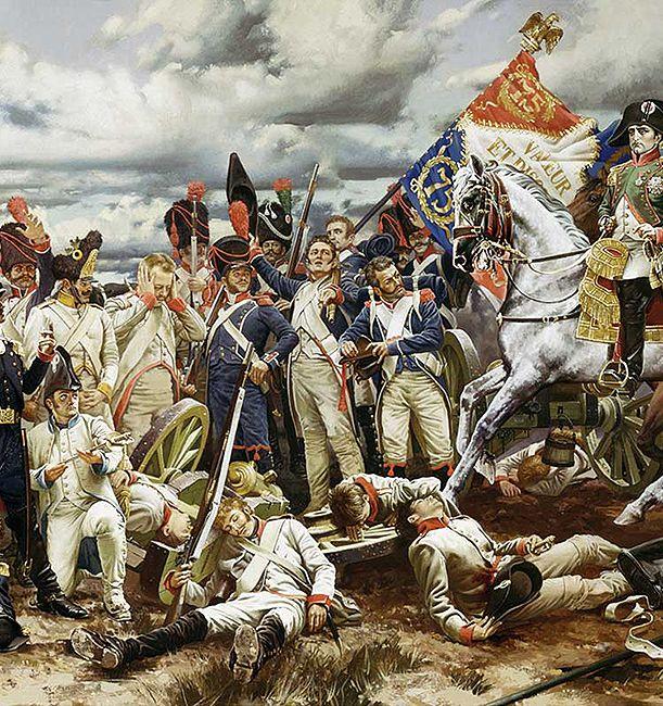 The Great Armies Of Napoleon Bonaparte
