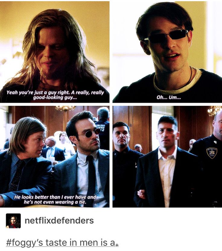 Foggy Nelson, mattfoggy, Matt Murdock, Frank castle, the punisher, daredevil