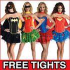 ladies superhero costumes - Google Search