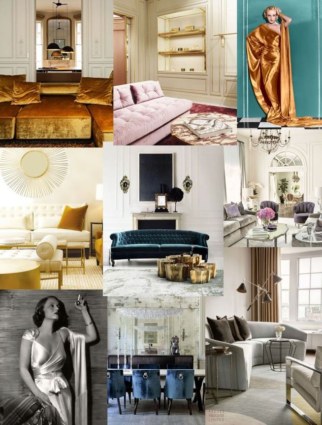 Couture, Hollywood and Vintage – Design News & Style – James Dunlop Textiles | Upholstery, Drapery & Wallpaper fabrics