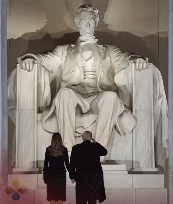 Discover & Share this Abraham Lincoln Wishes Donald Trump All The Best! Fuck Off :O GIF with everyone you know. GIPHY is how you search, share, discover, and create GIFs.