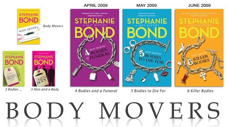 Body Movers Book Series - Thriftbooks