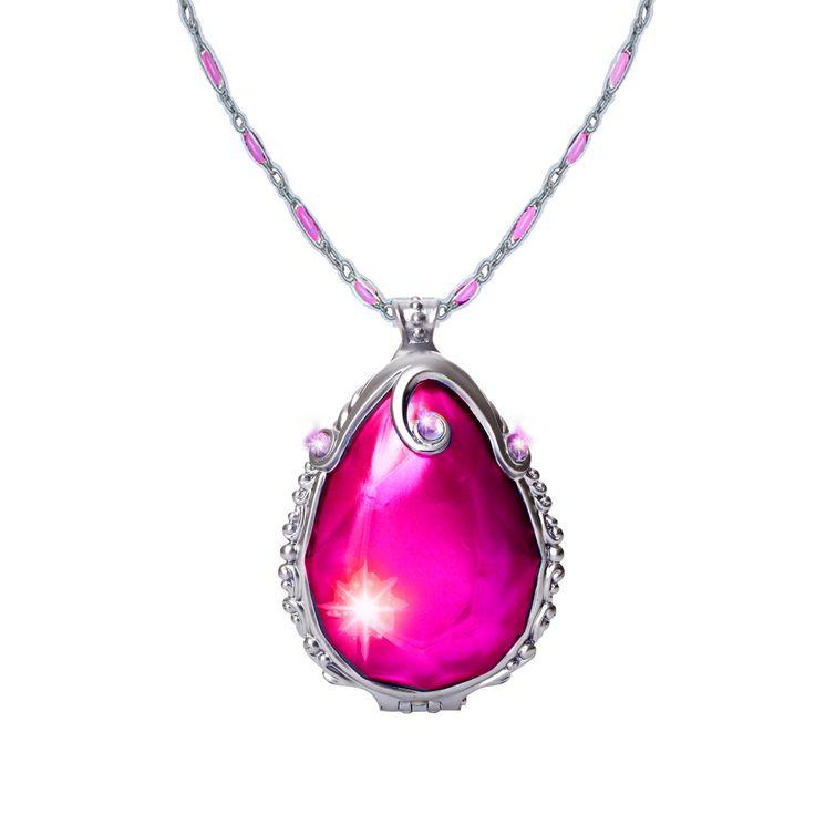Pink Light Up Amulet  Toy