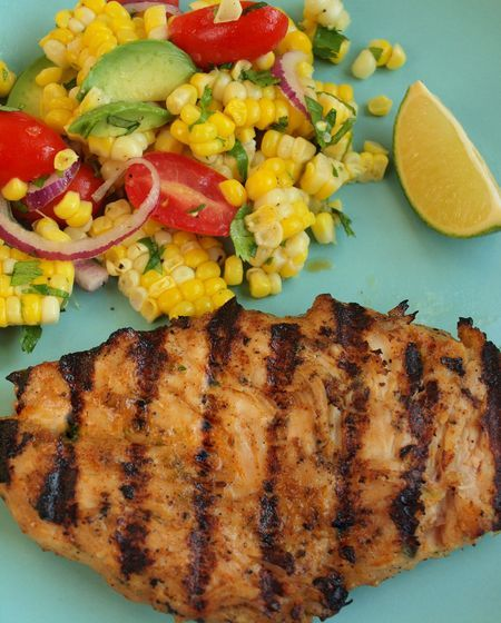 tequila lime chicken | Grill'n & Chill'n | Pinterest