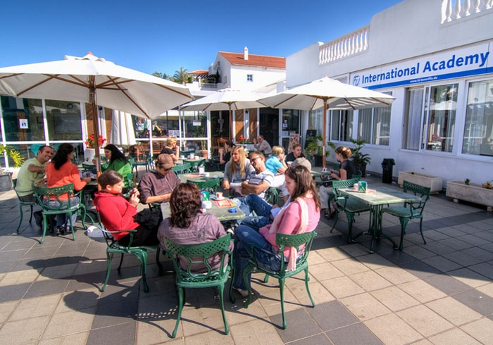 Our language school in Tenerife. Learn spanish in a awesome place like Tenerife where is summer almost all the year ;)  http://fu-tenerife.com