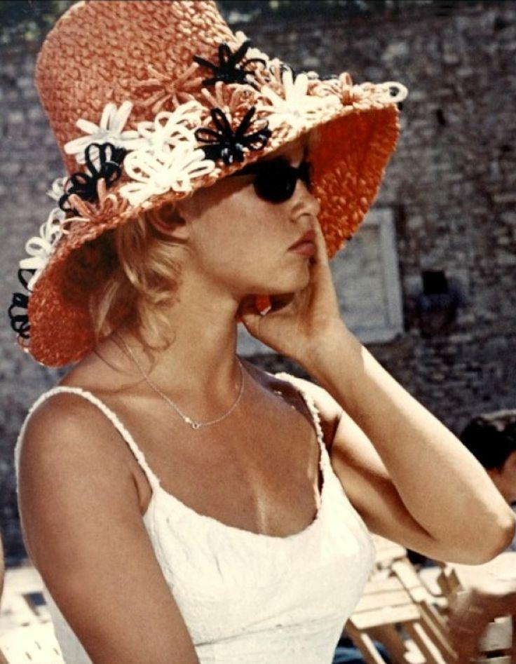 Brigitte Bardot in Louis Malle's Vie privée (1961).