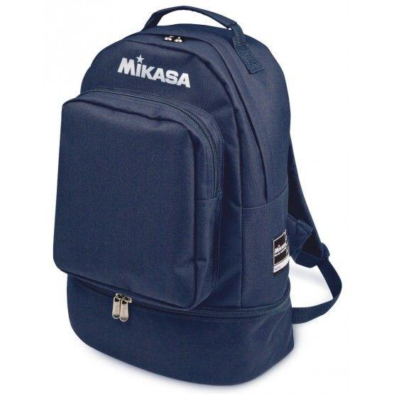Mikasa Rialto cipőtárolós hátizsák ideális minden nap edzésre indulva vagy versenyre pakolva. Két színben rendelhető: fekete, tengerészkék. Cipőtartós táska mérete: 32 x 18 x 44.5 cm . Jelenleg rendelésre. Szállítási idő 10 - 14 nap.