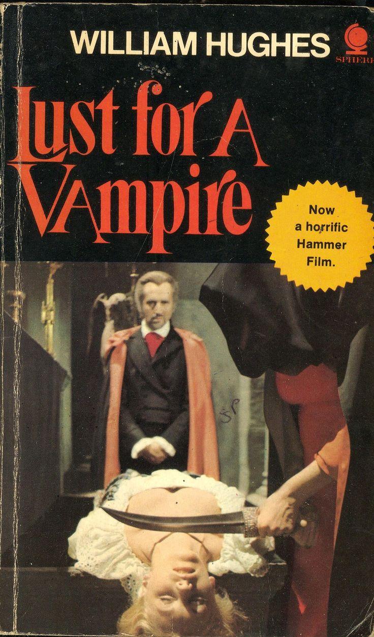 Lust for a vampire (1971, Sphere) William Hughes