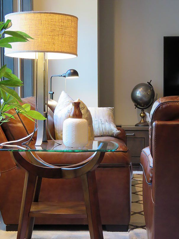Casual Chairs For Family Room Part - 42: A Minnesota Casual Family Room