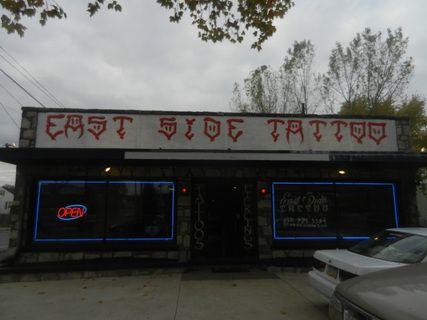 East Side Tattoo - Allentown