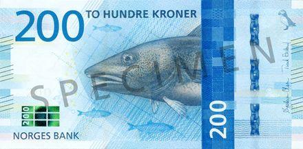 Norveç Merkez Bankası, Yeni Banknot İçin Klip Çekti!