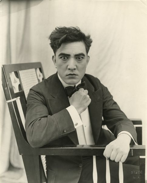 silent film star sessue hayakawa