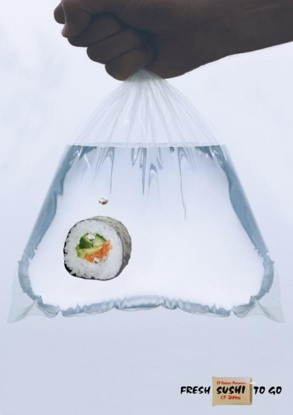 Fresh Sushi To Go
