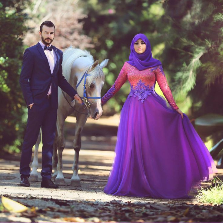 Find More Evening Dresses Information about Elegant Purple Evening Dress with O Neckline Appliques Long Sleeves Tulle Skirts A line Two Tones Formal Muslim Evening Dress,High Quality dress code,China dress slip Suppliers, Cheap dresses fit from Suzhou Yast Wedding Dress Store on Aliexpress.com