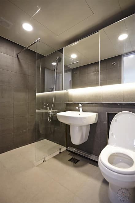 욕실 인테리어에 관한 상위 25개 이상의 Pinterest 아이디어 ...