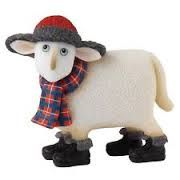 """Border Fine Arts Studio, """"Ewe and Me Sheep"""", by Toni Goffe, made in Scotland"""
