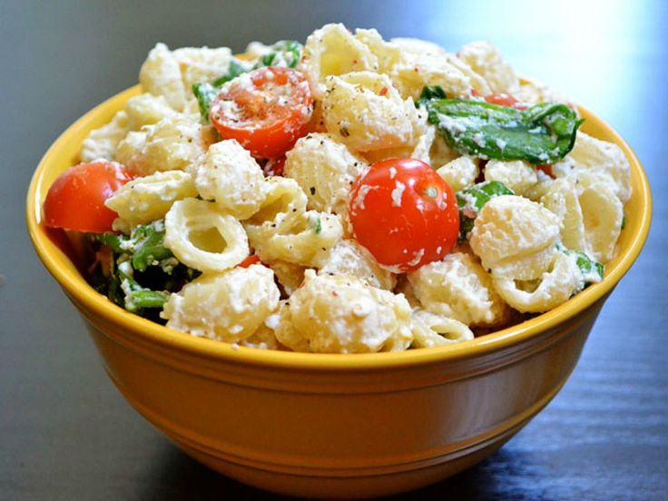This Is The Best Pasta Salad Recipe Ever (according To Pinterest)