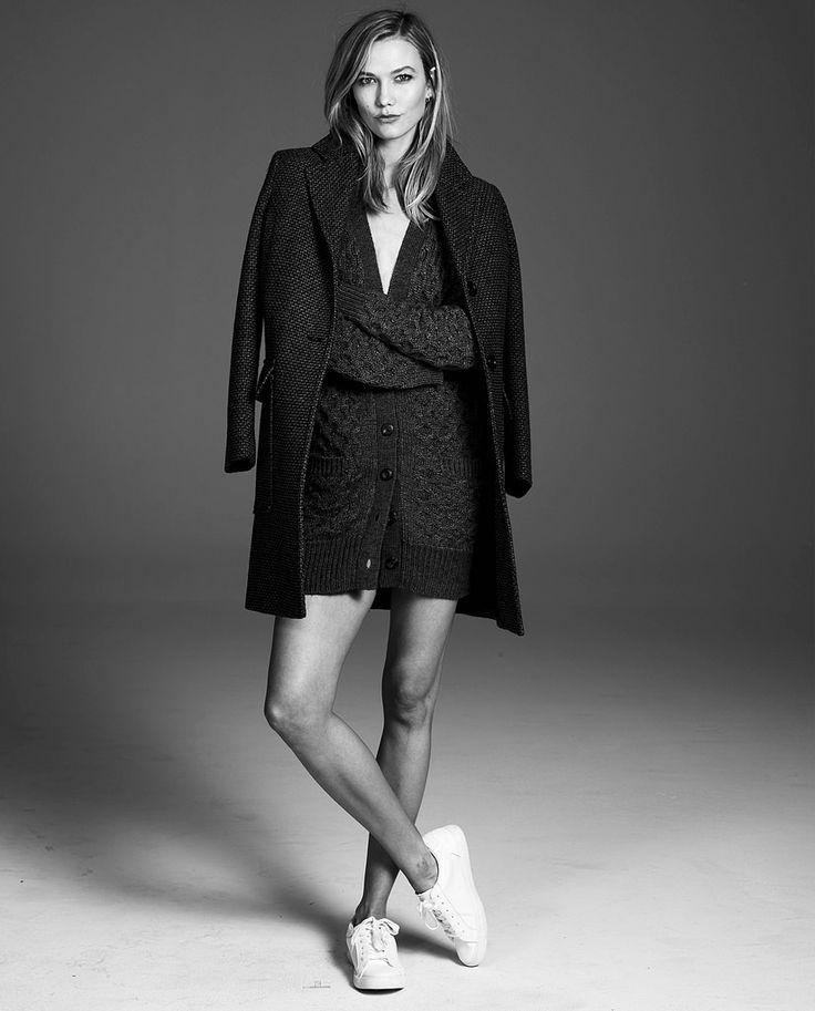 Карли Клосс — Фотосессия для «Flare» 2015 by Nino Munoz #KarlieKloss