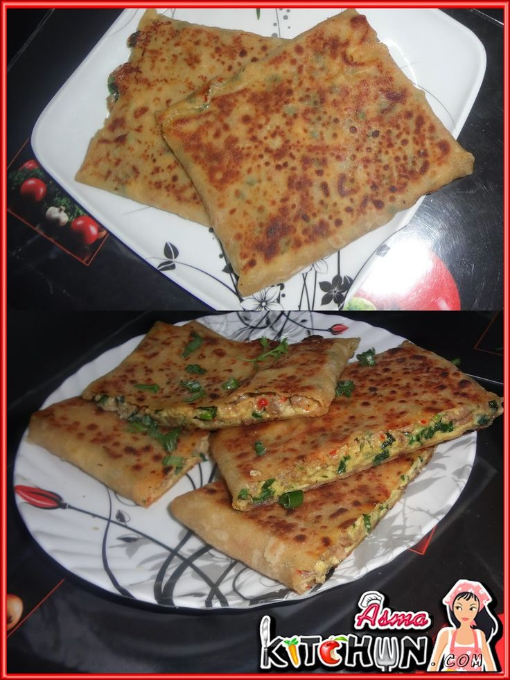 Murtabak  originated in Yemen, which has sizable Indian population; through Indian   traders it has spread back to their home countrie...