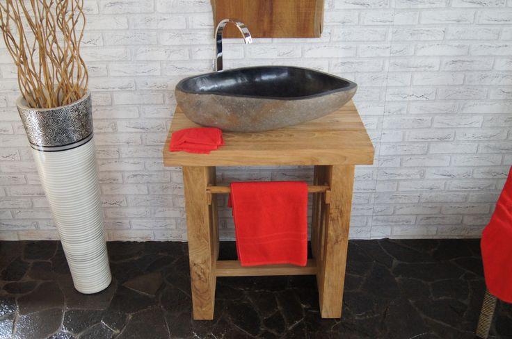 die besten 17 ideen zu waschtischunterschrank holz auf. Black Bedroom Furniture Sets. Home Design Ideas