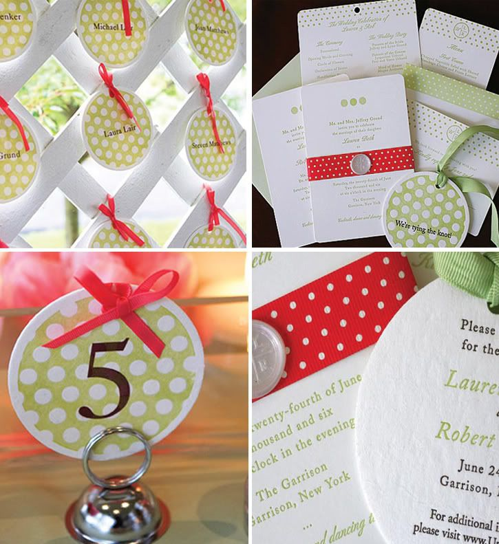 22 best Polka Dot Wedding Theme images on Pinterest Polka dot
