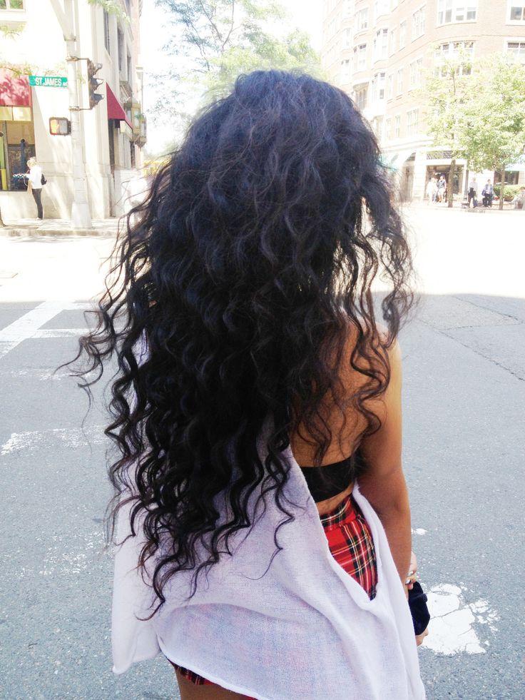 I LOVE her curly hair Natural hair - cabelos cacheados - cachos naturais #naturalhair #naturalcurly #curlyhair #cachos #cachosnaturais #cabelosnaturais