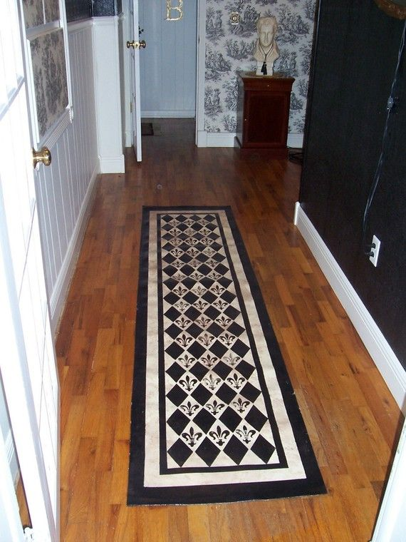 Runners rug runner and tans on pinterest for Pottery barn carpet runners
